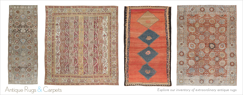 Antique Oriental Rugs & Carpets