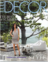 Elle Decor - July/August 2011