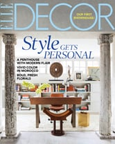 Elle Decor - February/March 2011