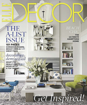 Elle Decor - June 2013